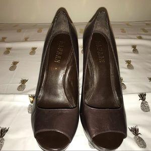 Ralph Lauren Platform Heels